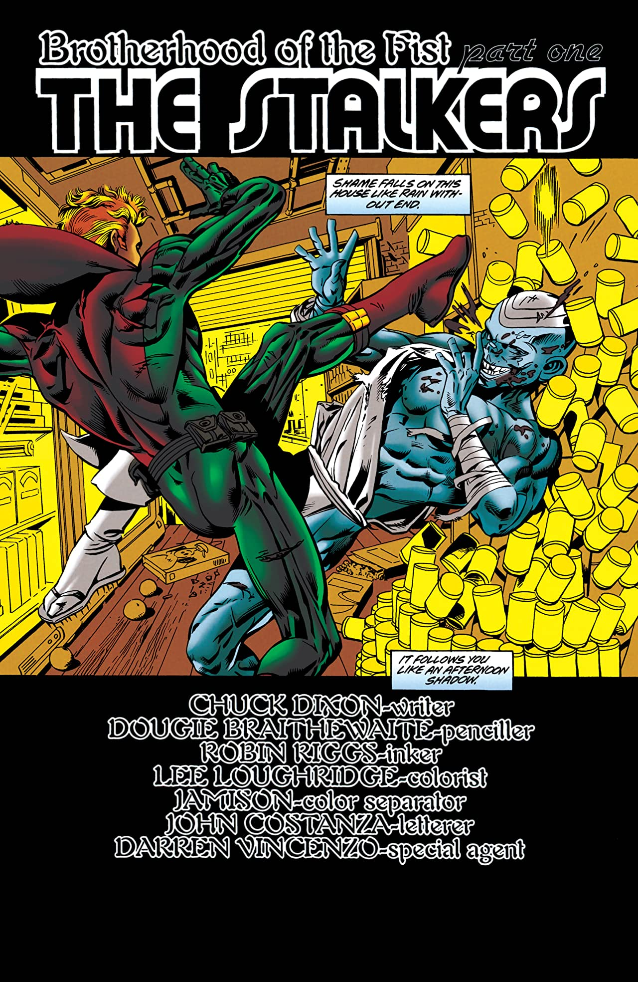 Green Arrow (1988-1998) #134