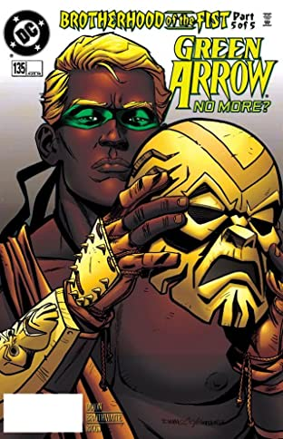 Green Arrow (1988-1998) #135