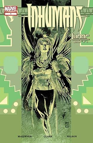 Inhumans (2003-2004) #1