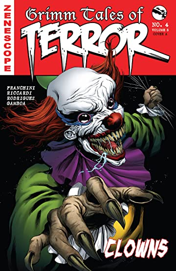 Grimm Tales of Terror Vol. 3 #4