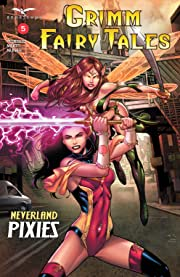 Grimm Fairy Tales (2016-) #5