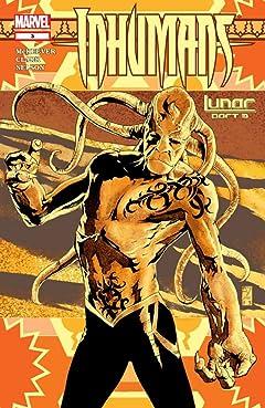 Inhumans (2003-2004) #3