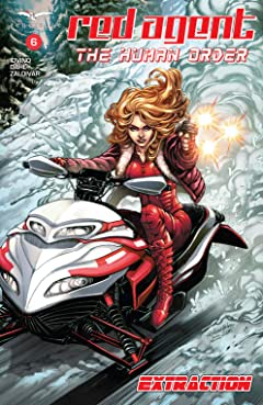 Red Agent: The Human Order #6