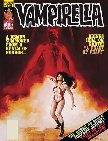 Vampirella (Magazine 1969-1983) #110