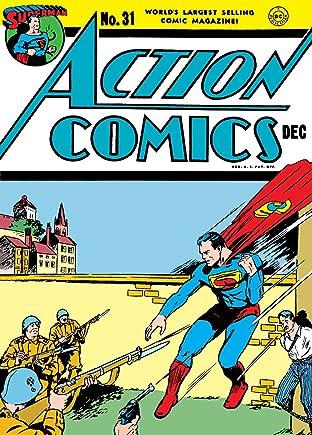 Action Comics (1938-2011) #31