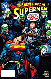 Adventures of Superman (1986-2006) #566