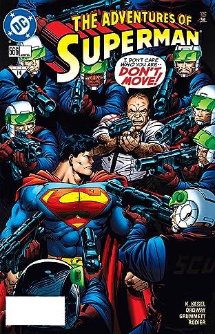 Adventures of Superman (1986-2006) No.566
