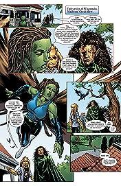 Inhumans (2003-2004) #9