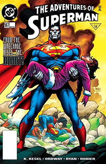 Adventures of Superman (1986-2006) #567