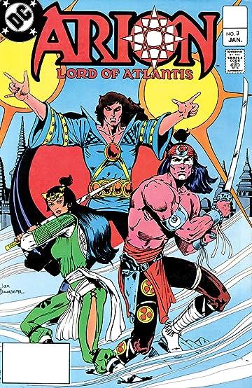 Arion, Lord of Atlantis (1982-1985) #3
