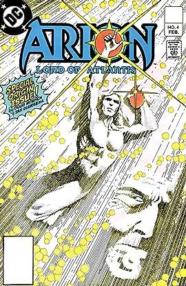Arion, Lord of Atlantis (1982-1985) #4