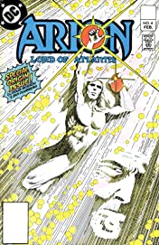 Arion, Lord of Atlantis (1982-1985) #4