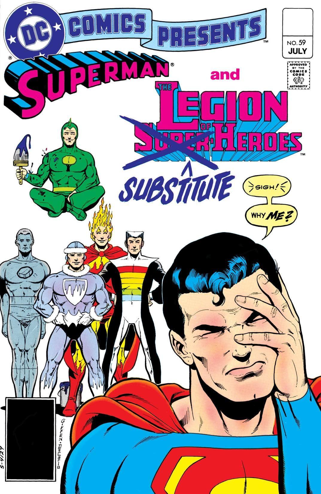 DC Comics Presents (1978-1986) #59