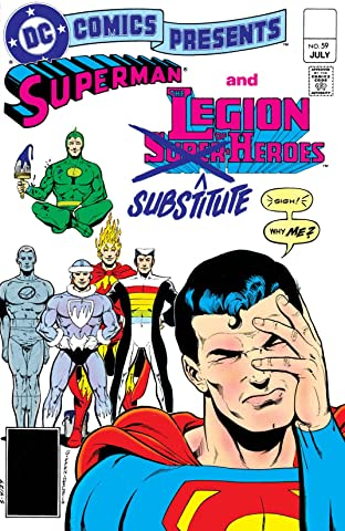 DC Comics Presents (1978-1986) #59