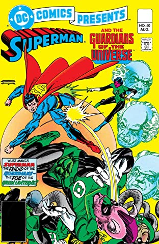 DC Comics Presents (1978-1986) #60