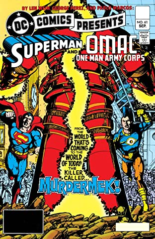 DC Comics Presents (1978-1986) #61