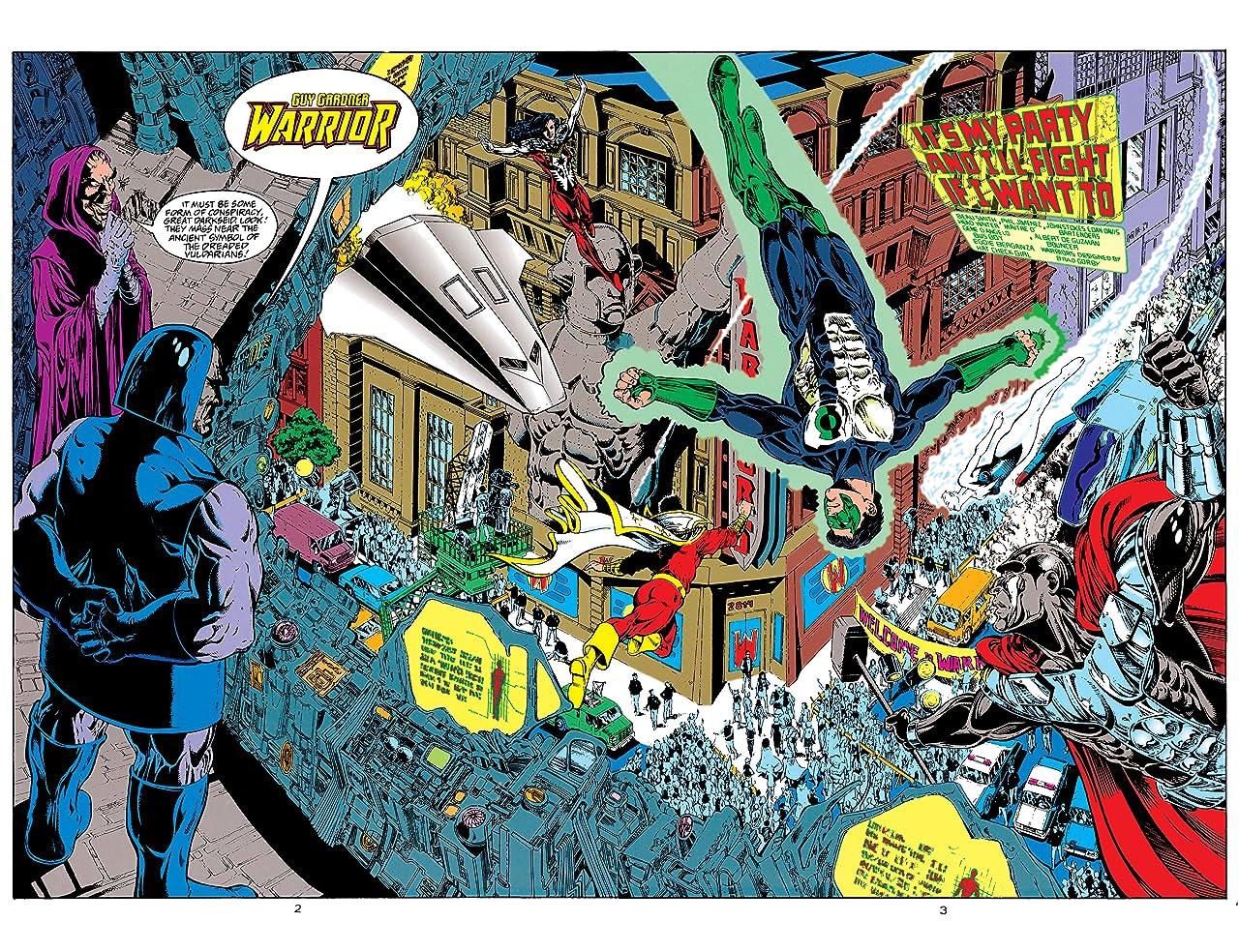 Guy Gardner: Warrior (1992-1996) #29