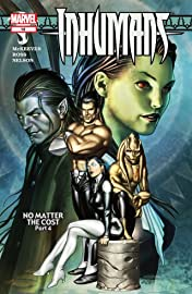 Inhumans (2003-2004) #12
