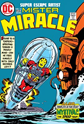 Mister Miracle (1971-1978) #12