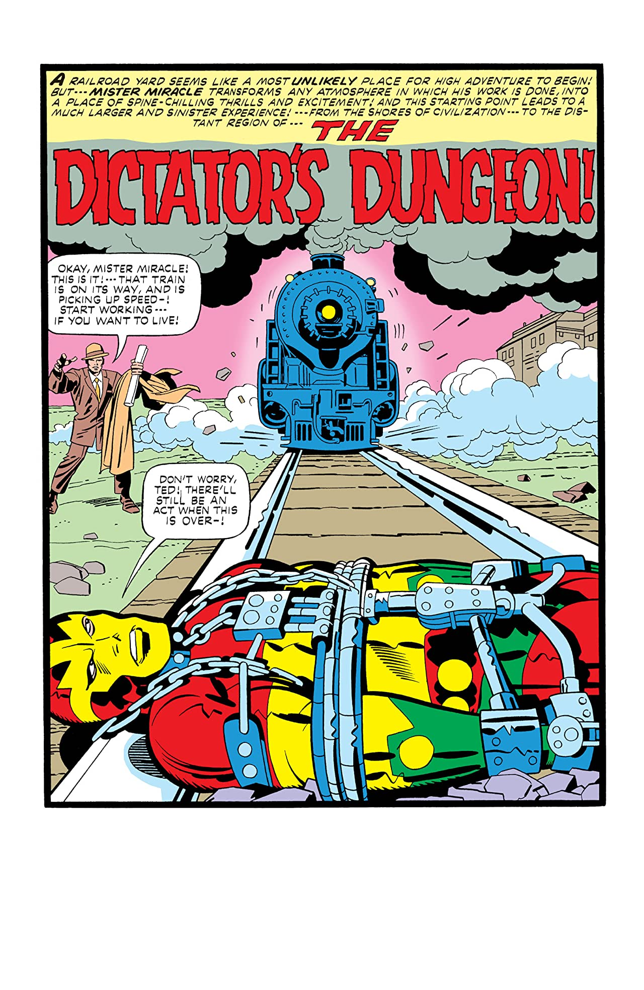 Mister Miracle (1971-1978) #13