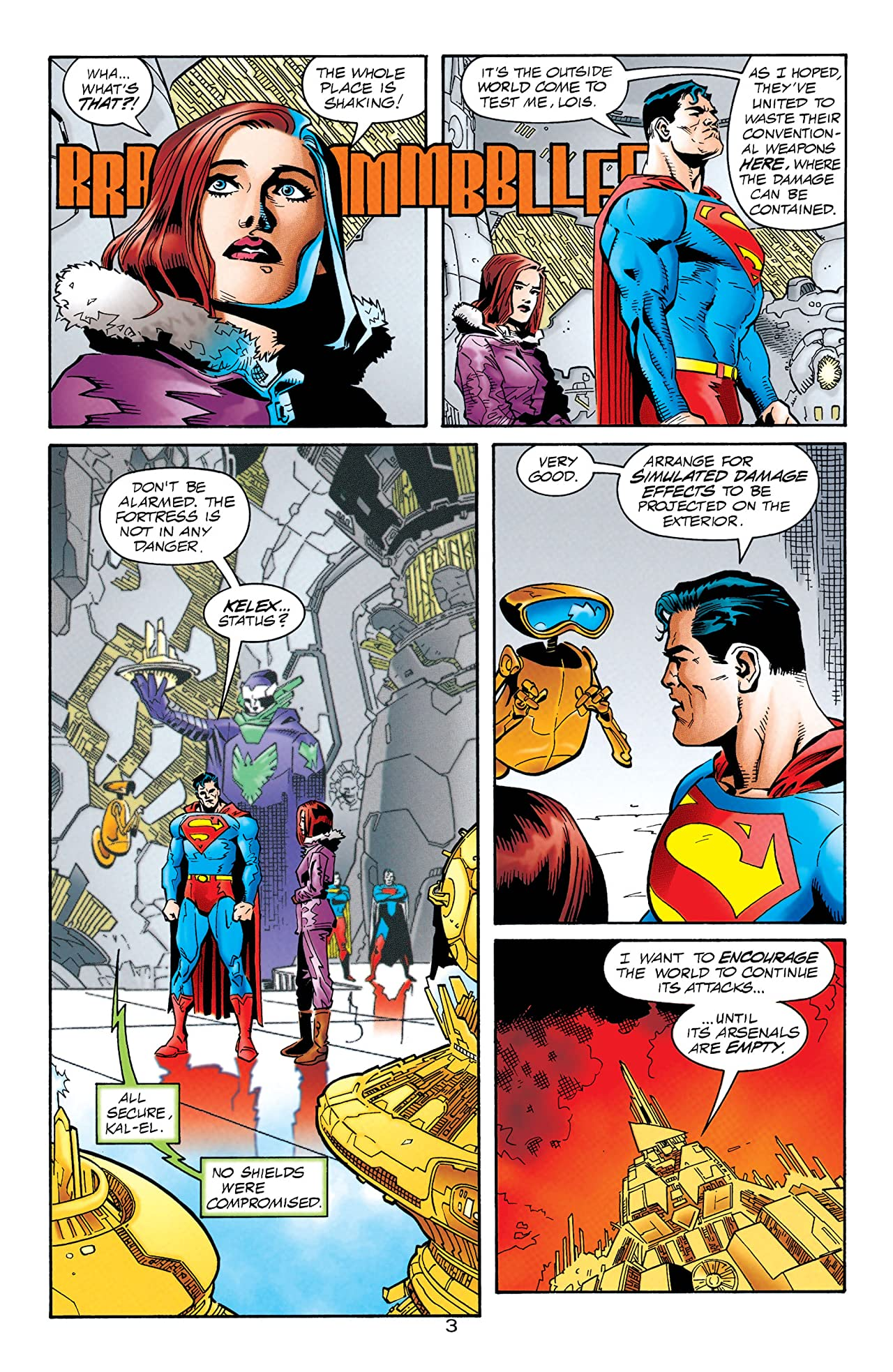 Superman: The Man of Steel (1991-2003) #88
