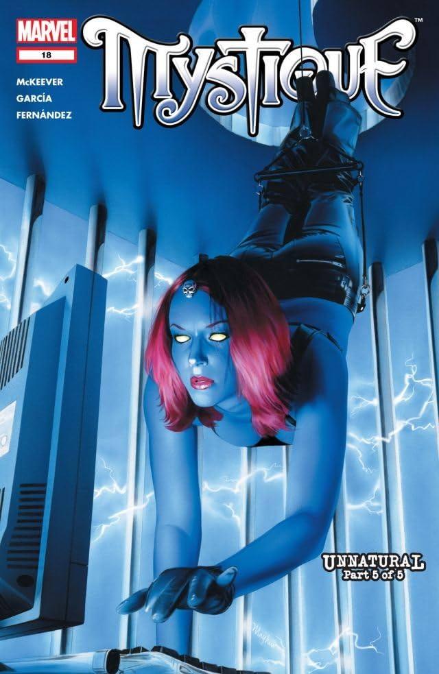 Mystique (2003-2005) #18
