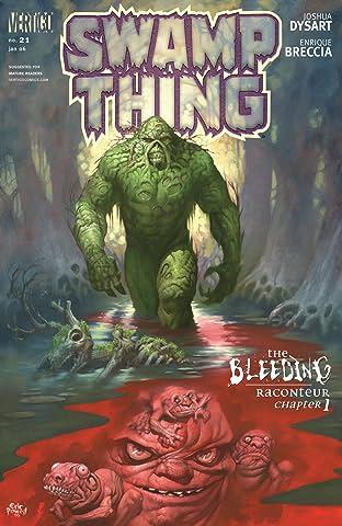 Swamp Thing (2004-2006) #21