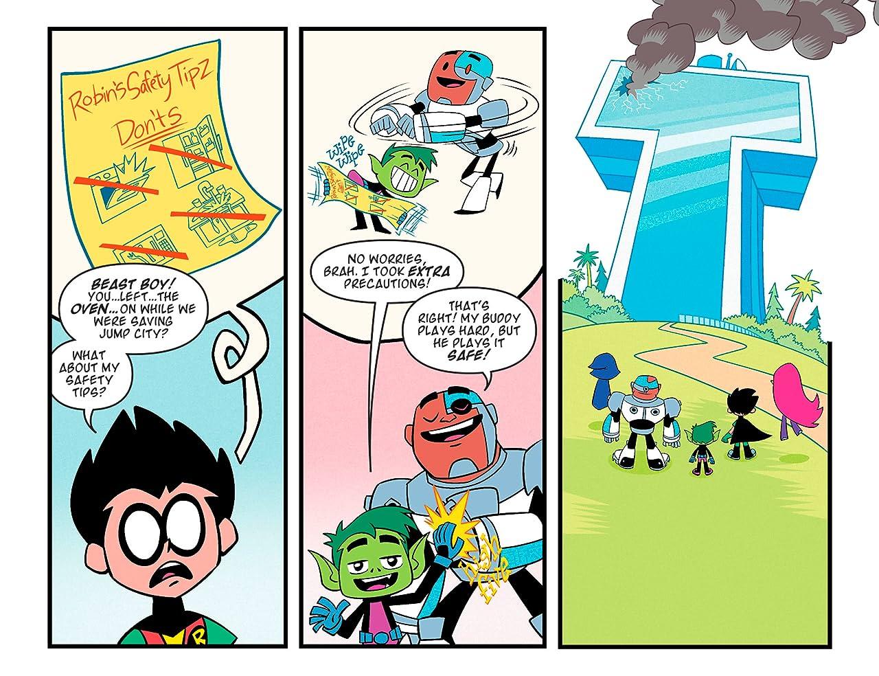 Teen Titans Go! (2013-) #41