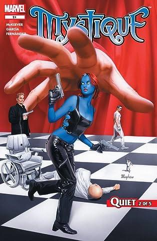 Mystique (2003-2005) #21