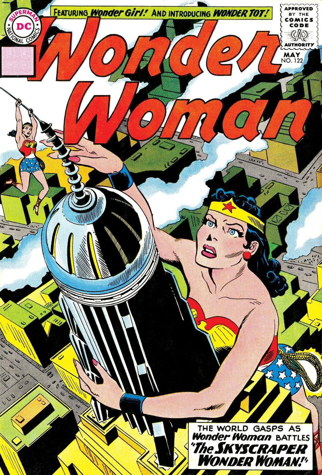 Wonder Woman (1942-1986) #122