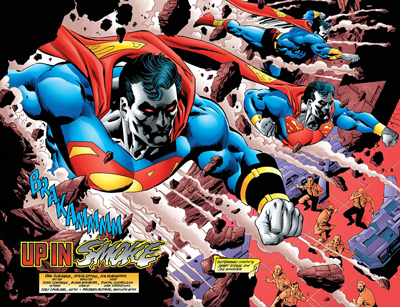 Superman (1987-2006) #144