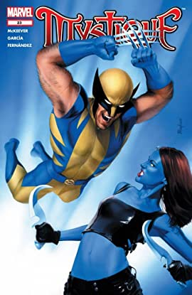 Mystique (2003-2005) #23