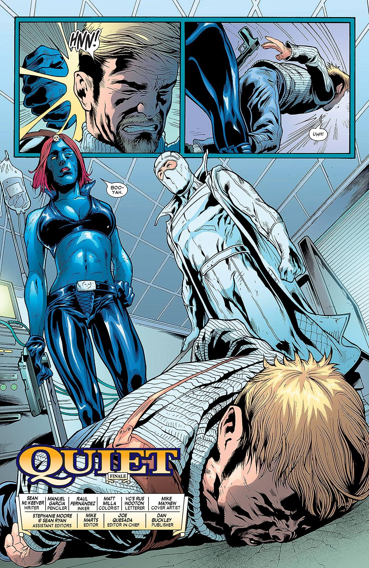 Mystique (2003-2005) #24