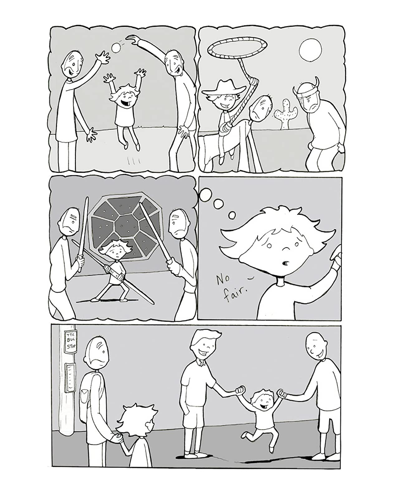 Lunarbaboon: The Daily Life of Parenthood