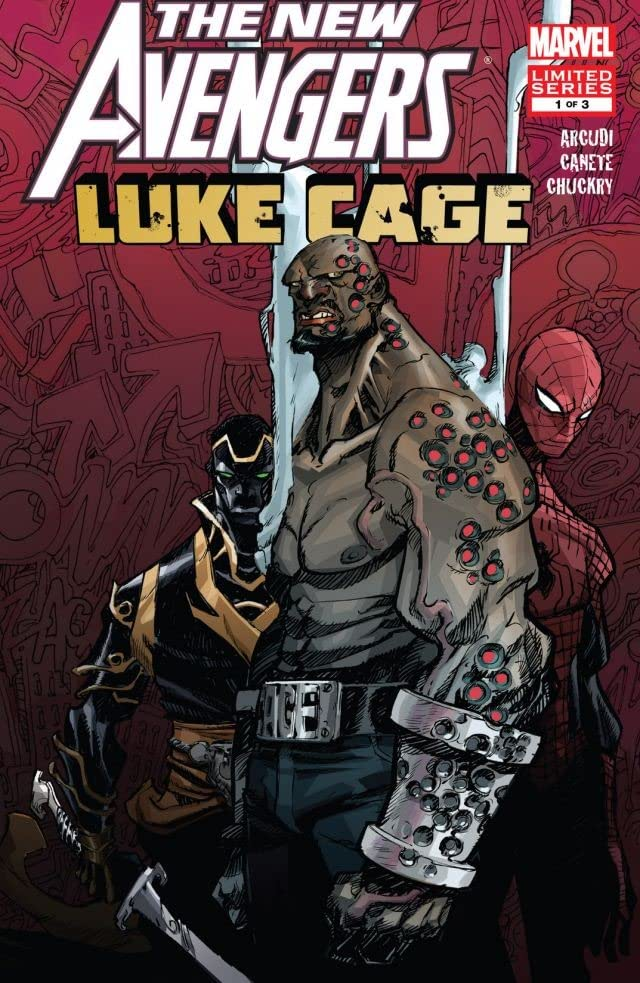 New Avengers: Luke Cage #1 (of 3)