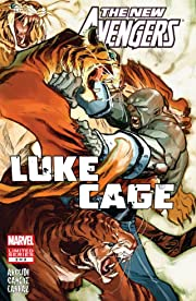 New Avengers: Luke Cage #2 (of 3)