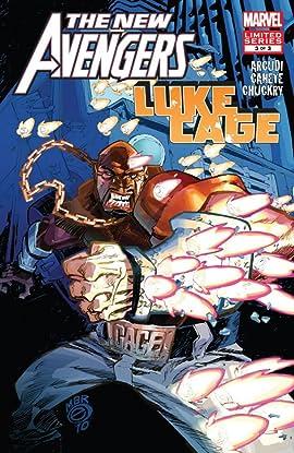 New Avengers: Luke Cage #3 (of 3)