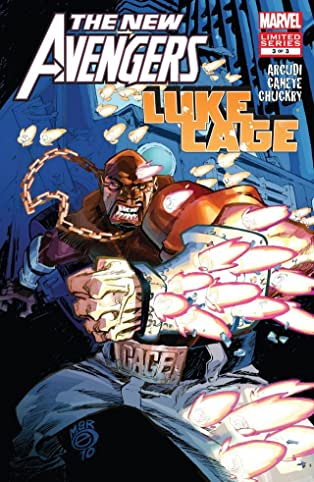 New Avengers: Luke Cage #3 (of 3)