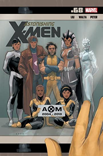 Astonishing X-Men (2004-2013) #68