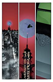 Deluxe Planetary/Batman