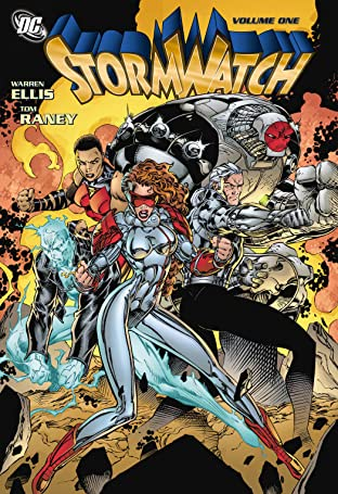 Stormwatch Tome 1
