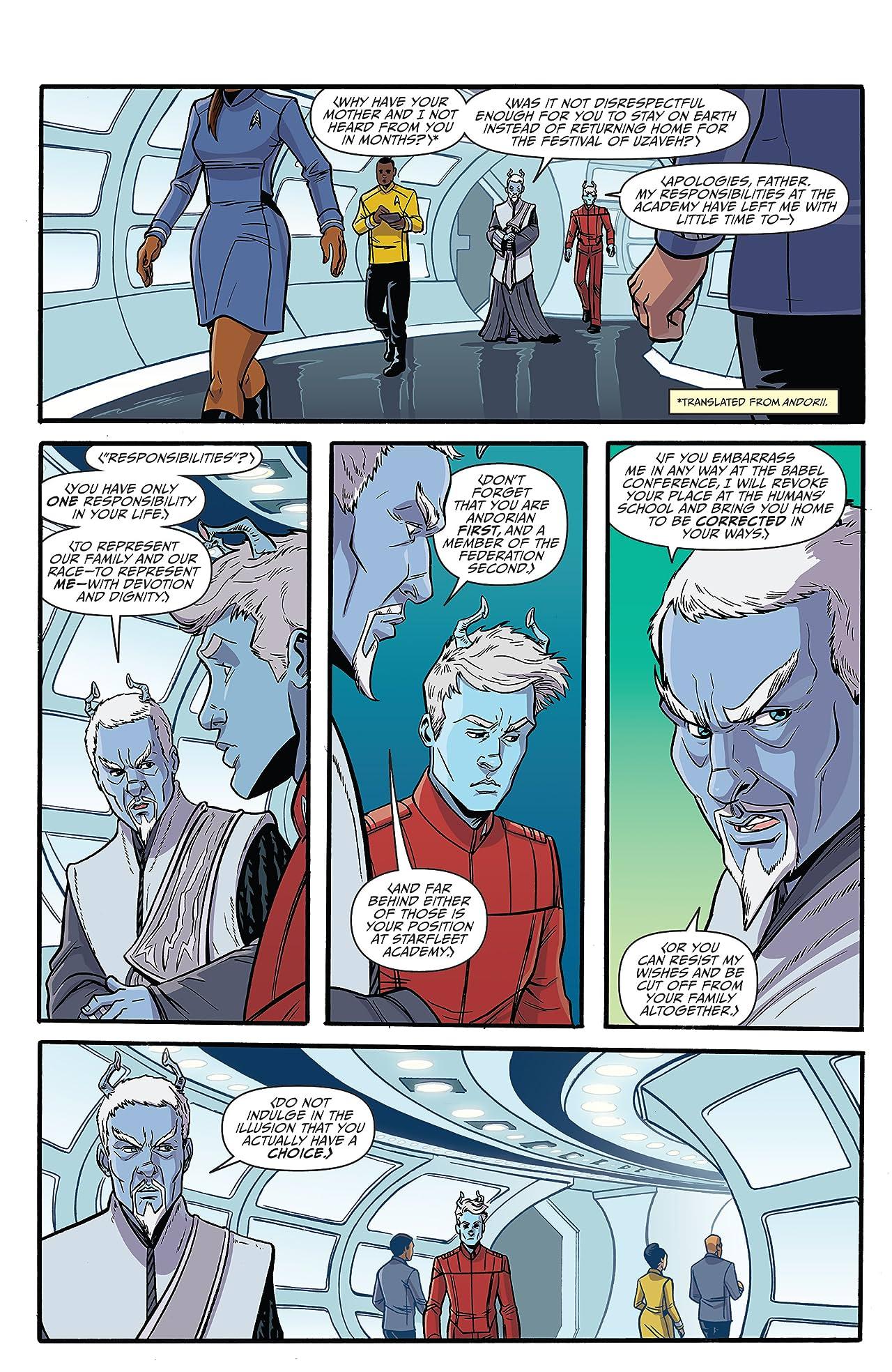 Star Trek: Boldly Go #7