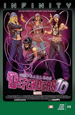 Fearless Defenders #10