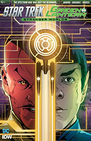 Star Trek/Green Lantern Vol. 2 #5