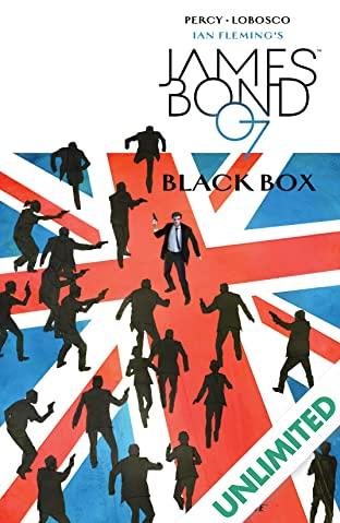 James Bond: Black Box (2017) #2 (of 6)