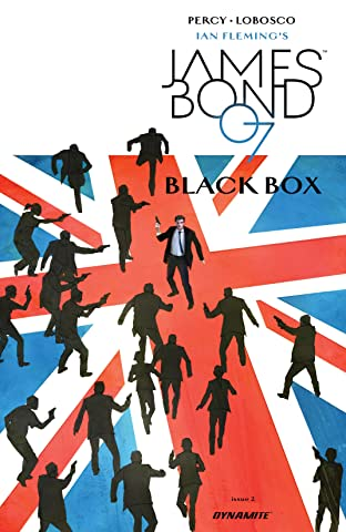 James Bond: Black Box (2017) No.2 (sur 6)