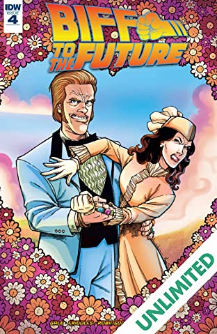 Back to the Future: Biff to the Future #4 (of 6)