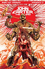 John Carter: The End #3