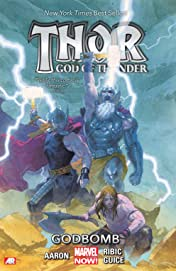 Thor: God of Thunder Tome 2: Godbomb