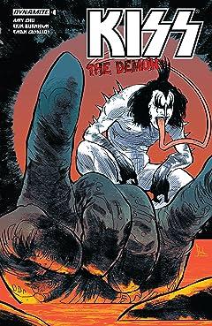 Kiss: The Demon #4
